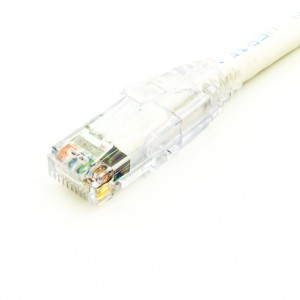 CAT6 Cable - Round Snagless UTP