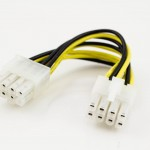 ATX Power Cable 8p Female to 8p Female