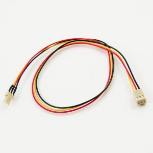 Fan Power Cable 3p Male to 3p Female