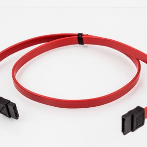 Amphenol SATA Cable (Straight to Straight without Latch)