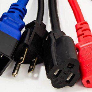 Mixed Power Cords - Pactech
