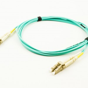 Qualite OM3 Multimode 50/125 Patch Cable, Duplex