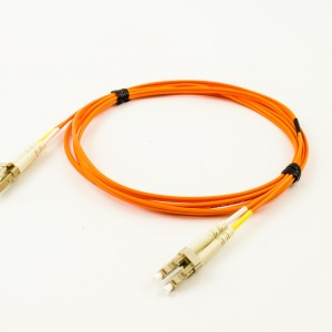 Qualite OM1 Multimode 62.5/125 Patch Cable, Duplex