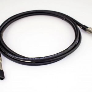 Direct Attach Copper (DAC) Cable - Rapide™ 100G QSFP28 Passive Twinax Cable
