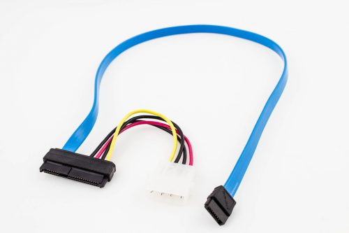 Amphenol 29p SAS to SATA LP4 Power Cable