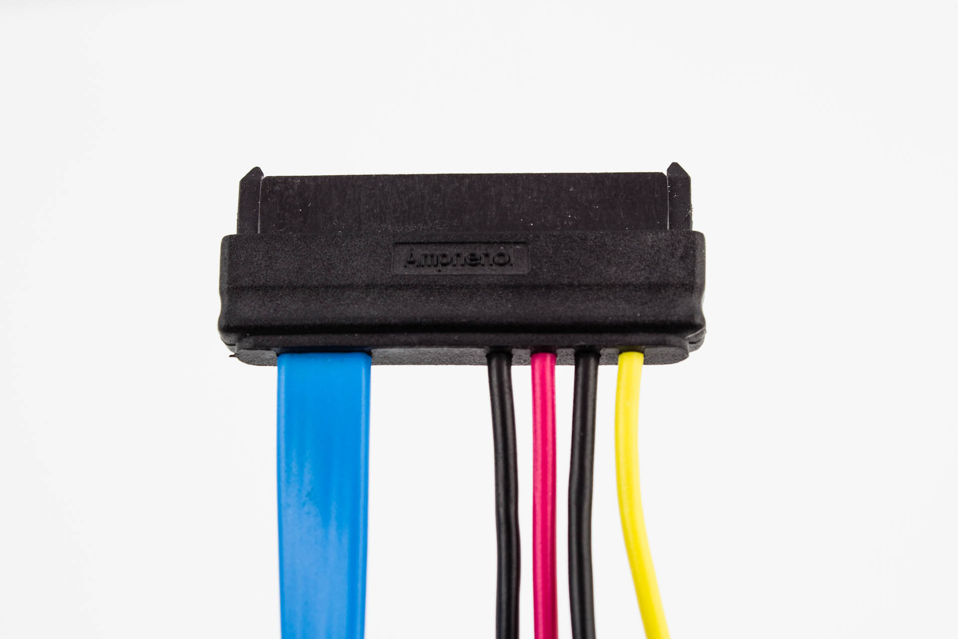 Amphenol 29p Sas To Sata Lp4 Power Cable Pactech