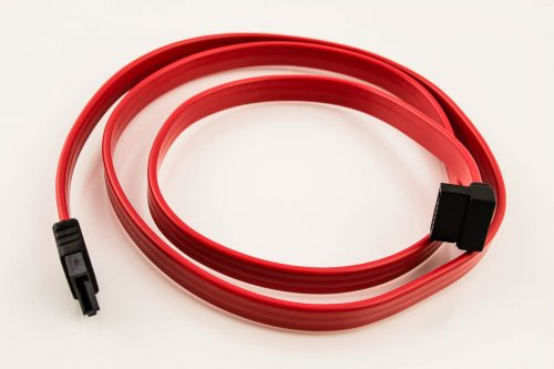 Amphenol SATA Cable (Straight to Right Angle without Latch)