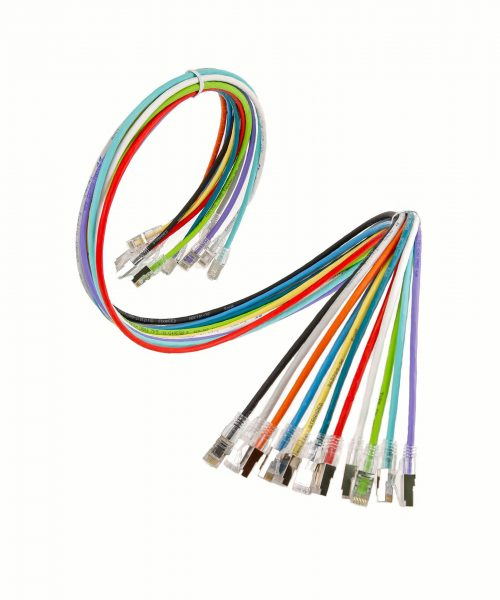 CAT6A 28AWG 10G Cable – FlexLite™ UFTP OD 5.0mm 500MHZ