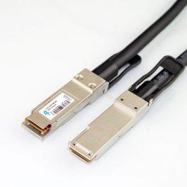 Direct Attach Copper (DAC) Cable - Rapide™ 100G QSFP28 Passive Twinax Cable