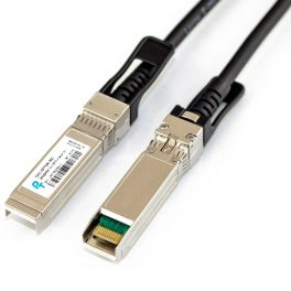 Direct Attach Copper (DAC) Cable – Rapide™ 25G SFP28 Passive Twinax Cable Connectors