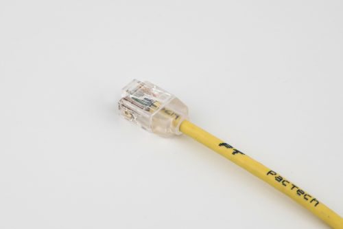 CAT6 28AWG Cable – FlexMini™ UTP LSZH Yellow