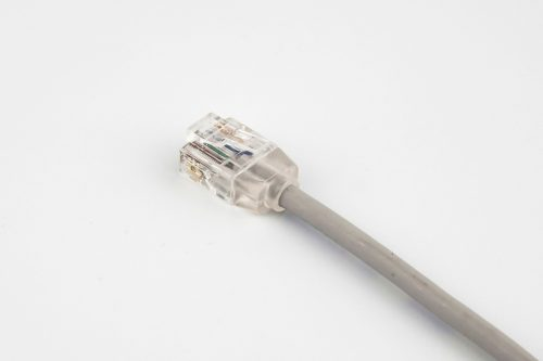 CAT6A 28AWG Cable – FlexMini™ UTP LSZH Grey