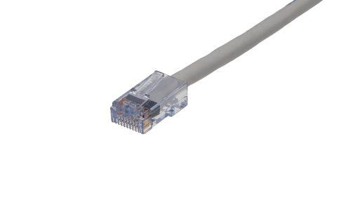 CAT5e Cable – Sentinel®Plug, Non-Snagless, Non Booted White