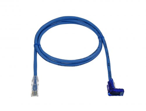 CAT6 UTP 24AWG Rotatable Plug and Arch Latch Plug Patch Cord Cable