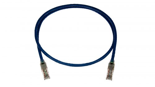 CAT6 LED Traceable Cable - Round UTP With Boot Cable