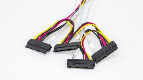 Amphenol SAS 29P x 4 Connectors