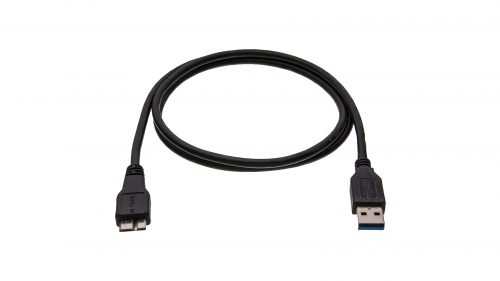 Amphenol USB 3.0 A Male to Micro B Male Cable
