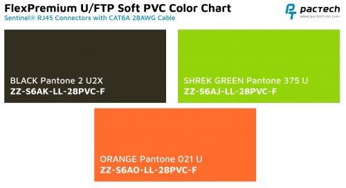 FlexPremium Color Chart