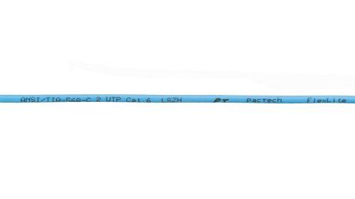 FlexPremium - Sentinel® RJ45 Connectors with CAT6 UTP LSZH 28AWG Marking