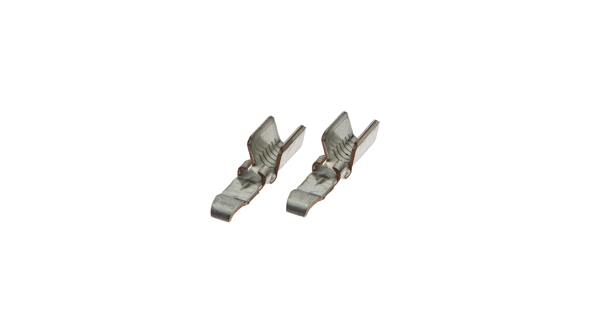 PP15-45 Silver Plated Power Contacts Open Barrel Contact