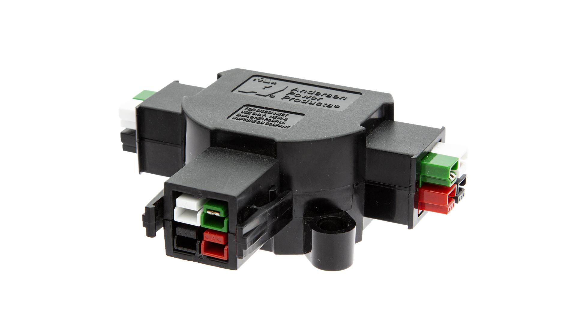"PP15 to PP45 Powerpole® Pak ""T"" Pak 2 Way Splitter"