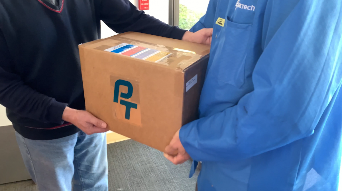 pactech domestic supplier shipping